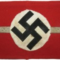 Early pre-1935 NSDAP  leader's armband